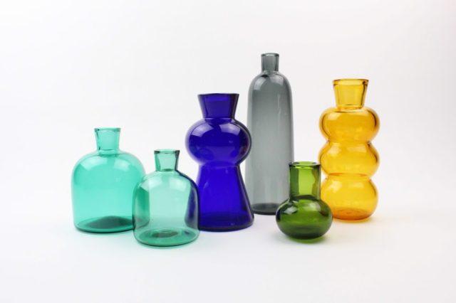 独特の透明感とミニマルなデザインが魅力。福岡を拠点とするガラスウェアブランド・TOUMEIによる受注販売会が栄・unlike.にて開催。