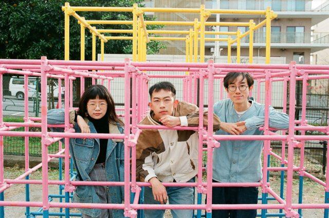国内外で話題!注目の台湾インディーバンド・DSPSが来日ツアー。名古屋公演は、畳野彩加(Homecomings)、若手バンド・sitaqが共演。