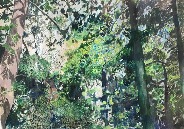 岐阜を代表する現代アートのギャラリー、GALLERY CAPTIONによる企画展『collection/ selection:10』が開催。相川風子、源馬菜穂、藤本由紀夫、寺田就子らの作品を展示。