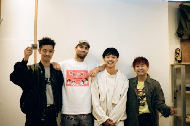 【NEW OPEN & INTERVIEW】<br/>名古屋とLAを結ぶ、4人のディレクターによって築かれた<br/>新しい形のヴィンテージショップ「Panorama Store」。