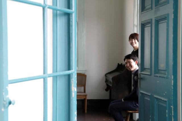 名古屋を拠点に活躍中のユニット、小鳥美術館がレーベル自主企画イベント「偏西風」を開催。共演にニューアルバムをリリースしたばかりの王舟!