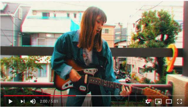 名古屋の至宝ロックバンド・6EYES、最新曲で全編女性ボーカルを起用!呂布カルマ擁するレーベル・JetCityPeopleよりMVを公開。