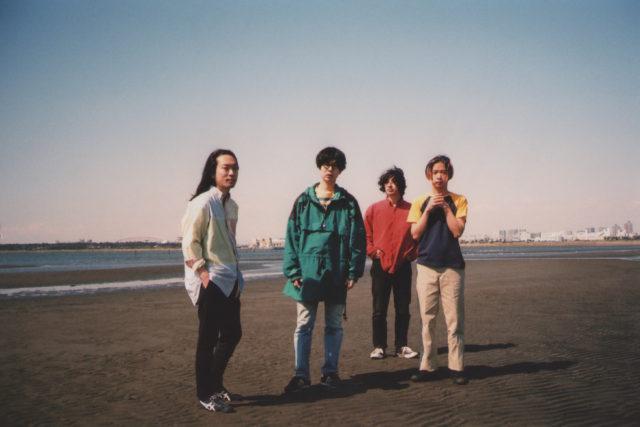4人組ロックバンド、シャムキャッツ。デビュー10周年を記念したワンマンツアーで名古屋クアトロへ。