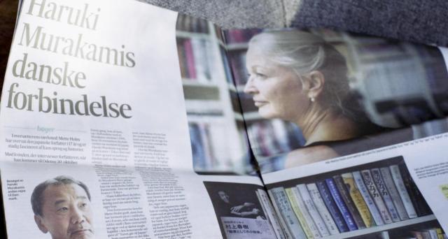 『ドリーミング村上春樹』: ムラカミ・ワールドを巡る冒険。村上春樹作品のデンマーク語翻訳家、メッテ・ホルムが「完璧な翻訳」を探求する姿を追うドキュメンタリー。