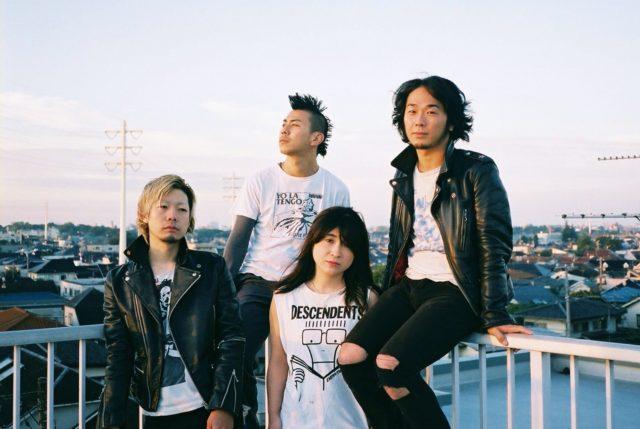 東京拠点の男女4人組ロックバンド・The GUAYSと名古屋発パンクバンド・Killerpassが東名で企画を開催。名古屋公演ゲストに、SKIZOPHRENIA!、ANTONIOTHREEら。