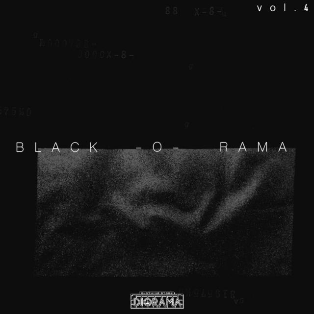 黒で統一された古着、アート、音楽。名古屋在住の気鋭アーティスト・VUG、Free Babyroniaをフィーチャーした企画展「BLACK-O-RAMA vol.4」が大須・DioramaClothingStoreにて開催。