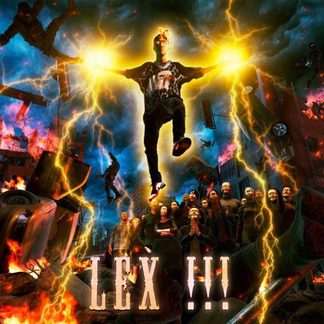 話題の新世代ラッパー・LEXの2ndアルバムリリースツアー名古屋公演がClub JB'sにて開催。SANTA WORLD VIEW、XakiMicheleらが出演。