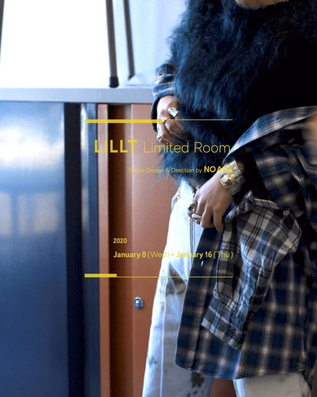レディースセレクトショップ・LILLT×ヴィンテージ家具店・NO AGEのPOP UP SHOPがタカシマヤゲートタワーモールにて開催中。MALION VINTAGEによる限定アイテムも。