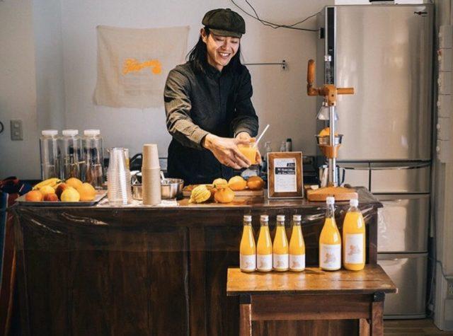 みかん農家・若松優一朗によるスケーターブランド・Tangerineがエキシビションを開催。 イラストレーター・akisa yagiのTシャツ販売、コラージュ作家・Tatsuya Uchidaによる作品展示も実施。abentis主宰パーティ「noir」との連動企画も。