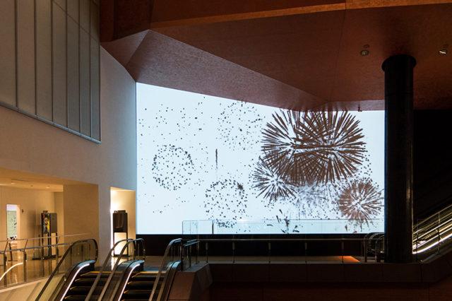 水野勝規、中村眞美子、三輪奈保子によるグループ展「Light and Shade」が、GALLERY CAPTIONで開催。