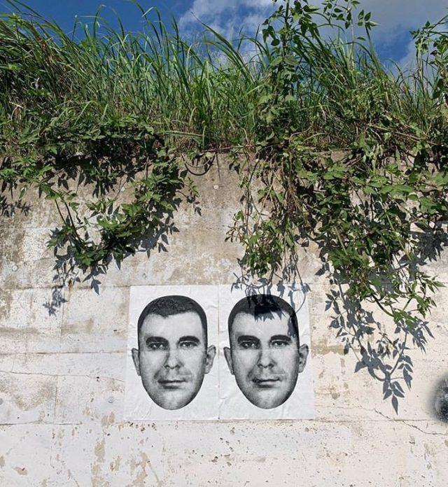 まちなかに突如増殖した、謎の男のポスター!?都内を中心に暗躍するアートユニット・POST NO BILLSが「ビデオ」をテーマにした個展をKAKUOZAN LARDERで開催中。