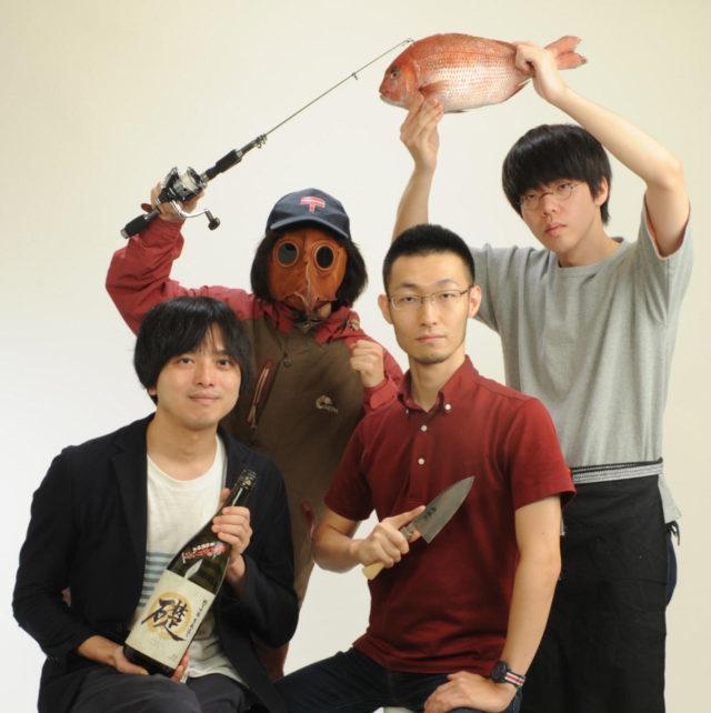 田中ヤコブ率いる4人組ロックバンド、家主の1stアルバムリリースツアー名古屋編が鶴舞K.Dハポンにて開催。共演は、MURAバんく。、Eri Nagami。