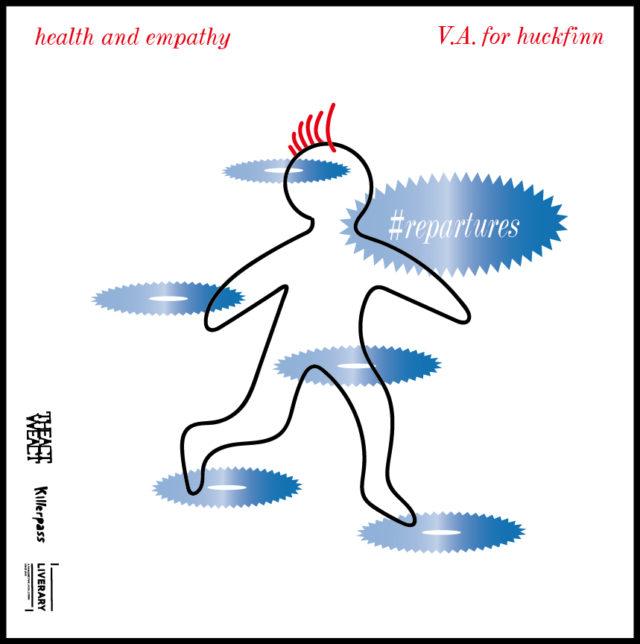 今池のライブハウス・HUCKFINN救済企画「#repartures」が配信ライブに続き、ドネーション・コンピアルバムをリリース!FUCKER、DEATHRO、ジアクト、Killerpass、Gofish、VODOVOら所縁の面々14組が参加。#STAYHOME_WITHCULTURE