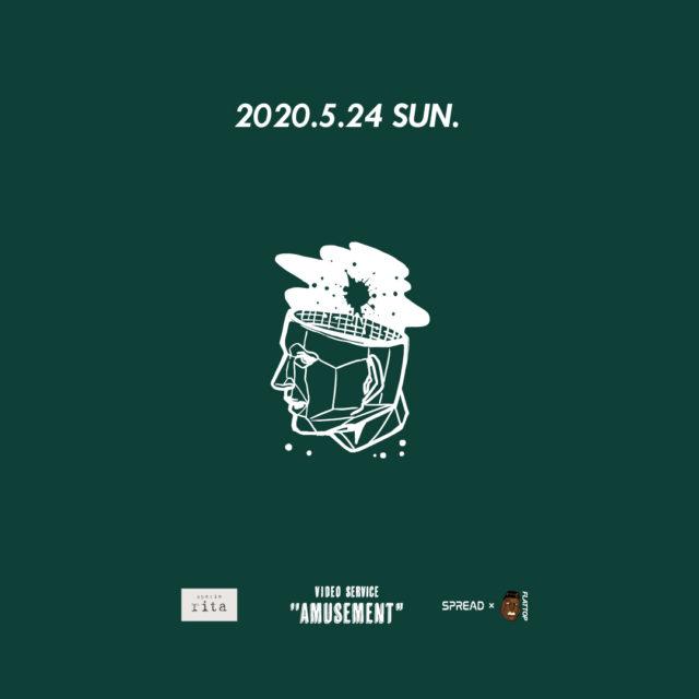 Campanella、Free Babyronia、Ramza、惨劇の森、SOSOS CLUBら出演。東京・下北沢のSPREAD発の配信チャンネルに、名古屋・spazio ritaも企画協力。