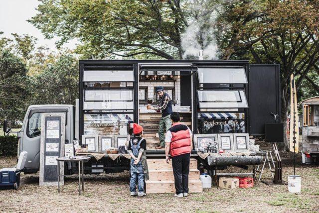 名古屋の人気マーケットイベント「SOCIAL TOWER MARKET」主催チームが新プロジェクトを発足!移動型店舗「KIOSK TRUCK」の企画・実現に向けてクラファンを開始。リターンに、鷲尾友公Tシャツやトラック使用権など。