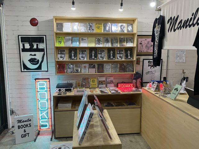 海外ZINEを中心に取り扱うブック&グッズショップ「Manila BOOKS & GIFT」が新栄・LIVERARYoffice跡地にNEW OPEN!