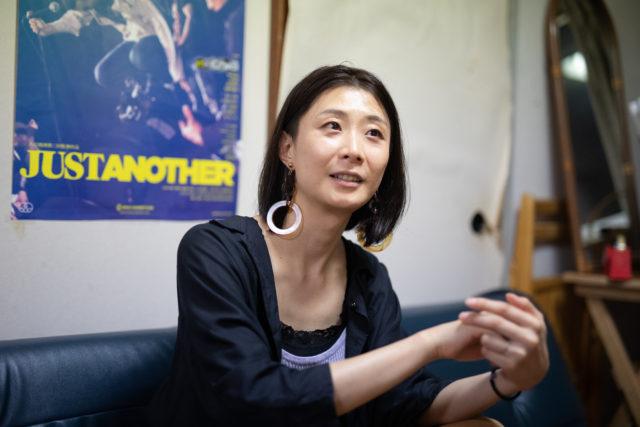 【SPECIAL INTERVIEW】<br/>名古屋発現在進行形還暦パンクバンド、the原爆オナニーズを追いかけて。<br/>映画『JUST ANOTHER』監督・大石規湖が今作で本当に撮りたかったものとは?