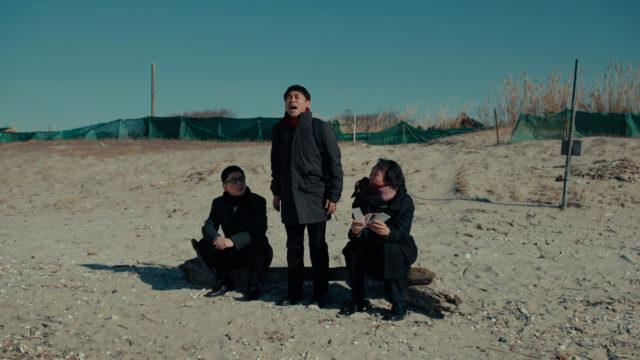 『リアリズムの宿』の17年後を描いた、山下敦弘監督の新作短編映画『ランブラーズ2』の上映&トークイベントが愛知芸術文化センターにて開催。