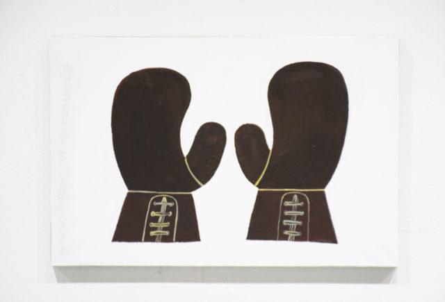 独特のタッチで描いたモノクロの作品が人気のイラストレーター・YACHIYO KATSUYAMAによる個展がON READINGにて開催。