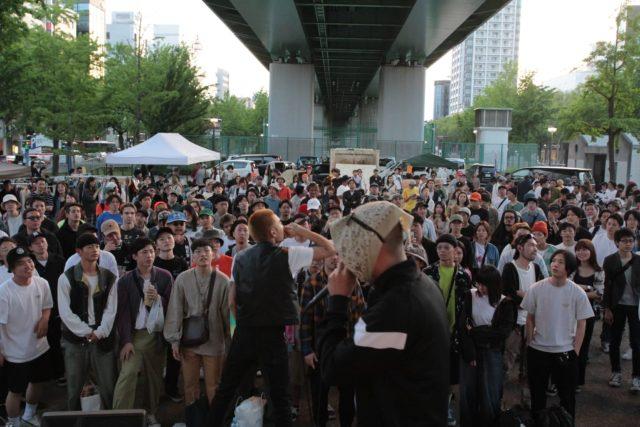 COVAN、NEI、Ryo Kobayakawaらによる名古屋・南区発のHIP HOPクルー「D.R.C」が栄・OASIS 21での無料フェス開催に挑戦。第1弾ゲスト出演者発表は、C.O.S.A.、田我流、Campanella、OMSBら。