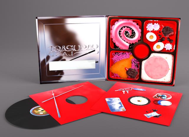 【NEW RELEASE】名古屋を代表する鬼才トラックメーカー・食品まつりa.k.a.foodmanが、英・HyperDubより新作アルバムをリリース!サウナ、道の駅、フードコートなどからインスパイアされた、真新しいダンスミュージック群。