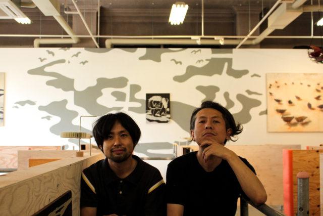 【SPECIAL INTERVIEW】<br/>蓮沼昌宏と鷲尾友公がつくり出した、迷路のような新しい美術鑑賞空間。<br/>謎のキーワード「ふへほ」に臨んだ、実験的共作展がアートラボあいちにて開催中。